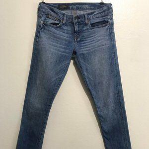 J Crew Toothpick Skinny Jeans
